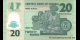 Nigeria - p34n - 20 Naira - 2018 - Central Bank of Nigeria