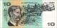 Australie - p45c1 - 10 Dollars - ND (1977) - Reserve Bank of Australia