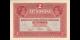 Autriche - p050 - 2 Kronen - 01.03.1917 (1919) - Oesterreichisch-ungarische Bank