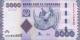 Tanzanie - p43b - 5.000 Shilingi - ND (2015) - Benki Kuu ya Tanzania / Bank of Tanzania