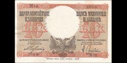 Albanie - p11 - 10 Lek - 1940 - Banka Kombëtare e Shqipnis
