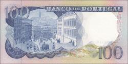Portugal - p169a2 - 100 Escudos - 30.11.1965 - Banco de Portugal