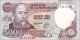 Colombie - p436A - 5 00 Pesos oro - 31.01.1992 - Banco de la República
