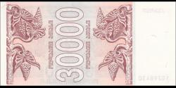 Georgie - p47 - 30.000Kuponi - 1994 - Georgian National Bank