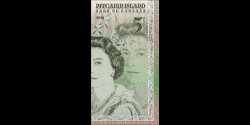 Iles Pitcairn - pNL005 - 5 dollars - 2019 - Bank of Fantasy