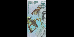 Iles Pitcairn - pNL010 - 10 dollars - 2019 - Bank of Fantasy