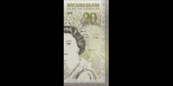 Iles Pitcairn - pNL020 - 20 dollars - 2019 - Bank of Fantasy