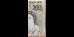 Iles Pitcairn - pNL200 - 200 dollars - 2019 - Bank of Fantasy