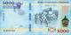 Burundi - p53b - 5000 Francs - 04.07.2018 - Banque de la République du Burundi / Ibanki ya Republika y'Uburundi