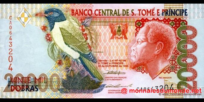 Sao Tomé et Príncipe-p67a1