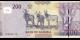 Namibie - p15c - 200 dollars - 2018 - Bank of Namibia