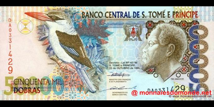 Sao Tomé et Príncipe-p68a1