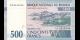 Rwanda - p23 - 500 Francs - 1994