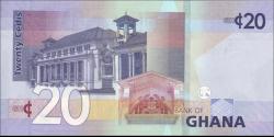Ghana - p48 - 20 cedis - 04.03.2019 - Bank of Ghana