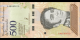Venezuela - p108a - 500 Bolívares soberano - 15.01.2018 - Banco Central de Venezuela