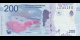 Argentine - p364 - 200Pesos - ND (2016) - Banco Central de la República Argentina