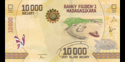 Madagascar - p-103 - 10.000 ariary - ND (2017) - Banky Foiben'i Madagasikara