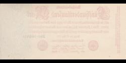 Allemagne - p092b - 500.000Mark - 25.07.1923 - Reichsbank