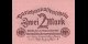 Allemagne - p062 - 2Mark - 15.09.1922 - Reichsschuldenverwaltung