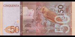 São Tomé-et-Príncipe - p73a - 50 Dobras - 2016 - Banco Central de S. Tomé e Príncipe