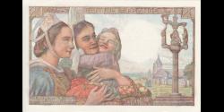 France - p100a - 20 Francs - 12.02.1942 - Banque de France