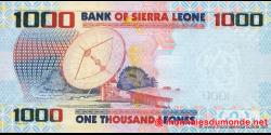 Sierra - Leone - p30 - 1.000 Leones - 27.04.2010 - Bank of Sierra Leone