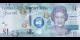 Caïmans - p44 - 1 Dollar - 2018 - Cayman Islands Monetary Authority