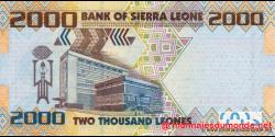 Sierra - Leone - p31 - 2.000 Leones - 27.04.2010 - Bank of Sierra Leone