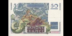 France - p127a - 50 Francs - 2.5.1946 - Banque de France