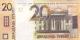 Bielorussie - p39a2 - 20Roubles - 2009 (2016) - Natsiyanal'ny Bank Respubliki Belarus'