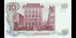 Suède - p56 - 10Kronor - 1968 - Sveriges Riksbank