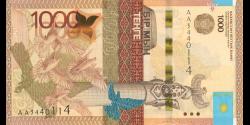 Kazakhstan - p45a - 1.000Tenge - 2014 - Kazakstan Ülttyk Banki