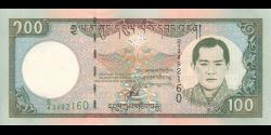 Bhoutan - p25 - 100 Ngultrum - ND (2000) - Royal Monetary Authority of Bhutan