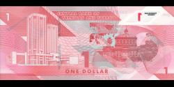 Trinidad et Tobago - p60 - 1 Dollar - 2020 - Central Bank of Trinidad and Tobago