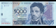 Venezuela - p84c - 5.000 Bolívares - 25.05.2004 - Banco Central de Venezuela