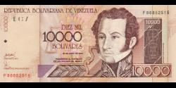 Venezuela - p85e - 10 000 Bolívares - 25.05.2006 - Banco Central de Venezuela