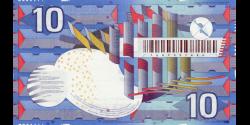 Pays-Bas - p99 - 10Gulden - 1997 - Nederlandsche Bank