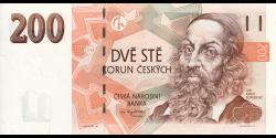 République tchèque - p19g - 200 Korun Českých - 1998 - Česká Národní Banka