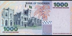 Tanzanie - p36b - 1.000 Shilingi - ND (2006) - Benki Kuu ya Tanzania / Bank of Tanzania